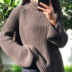 Chic and classy turtle neck