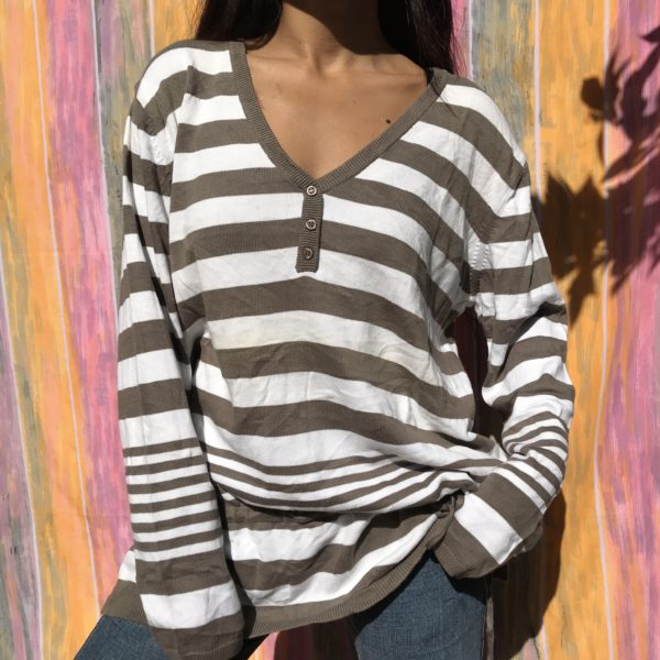 Hippie style long sleeved shirt