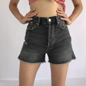 Casual high waisted shorts