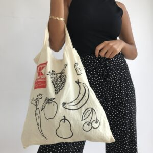 tote bag for grocery shooping